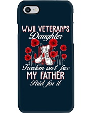 WWII Daughter Phone Case thumbnail