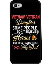 My Dad-Vietnam Veteran Daughter Phone Case thumbnail
