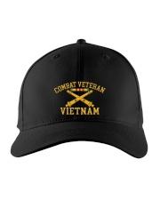 Combat Veteran Vietnam-Artillery Embroidered Hat thumbnail