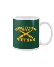 Combat Veteran Vietnam-Artillery Mug thumbnail