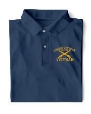 Combat Veteran Vietnam-Artillery Classic Polo front
