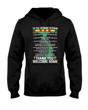 Thank You Vietnam Veterans Hooded Sweatshirt thumbnail
