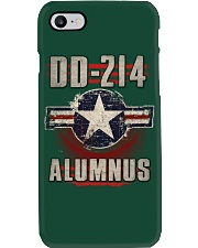 DD 214 Aircraft Alumnus Phone Case thumbnail