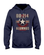 DD 214 Aircraft Alumnus Hooded Sweatshirt thumbnail