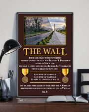 The Wall 11x17 Poster lifestyle-poster-2