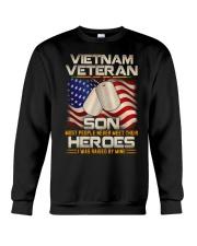Vietnam Veteran Son Crewneck Sweatshirt thumbnail