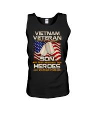 Vietnam Veteran Son Unisex Tank thumbnail