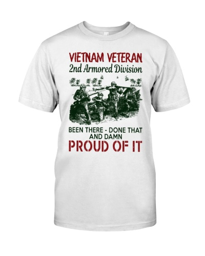 Been There 2nd Armored Division