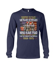 The Ultimate Sacrifice Long Sleeve Tee front