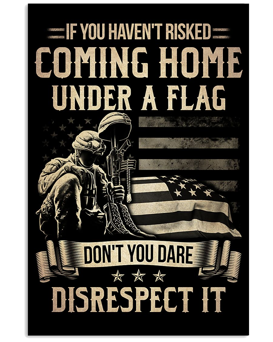 Flag 11x17 Poster
