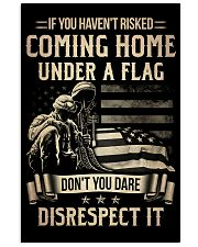 Flag 11x17 Poster front