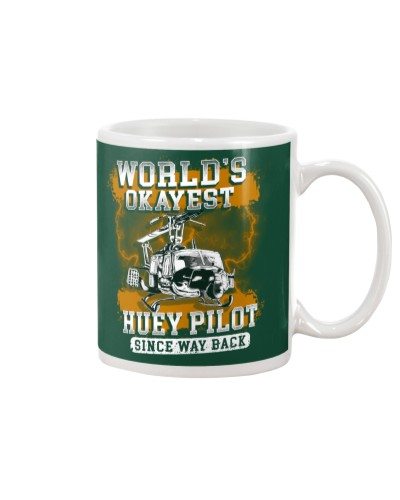 World's Okayest Huey Pilot