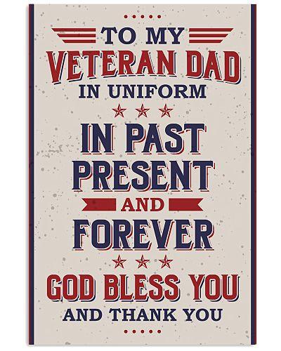 To My Veteran Dad