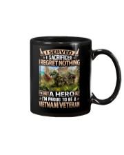 Regret Nothing Mug thumbnail