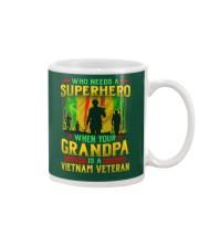 Vietnam Veteran Grandpa-Superhero Mug thumbnail