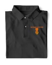 Vietnam Veteran-Agent Orange Classic Polo front