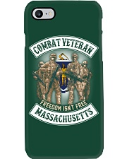 Massachusetts Combat Vet Phone Case thumbnail