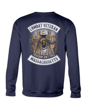 Massachusetts Combat Vet Crewneck Sweatshirt tile