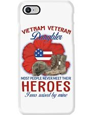 Hero Vietnam Veteran's Daughter Phone Case thumbnail