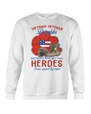 Hero Vietnam Veteran's Daughter Crewneck Sweatshirt thumbnail