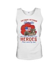 Hero Vietnam Veteran's Daughter Unisex Tank thumbnail