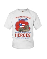 Hero Vietnam Veteran's Daughter Youth T-Shirt thumbnail