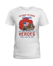 Hero Vietnam Veteran's Daughter Ladies T-Shirt thumbnail