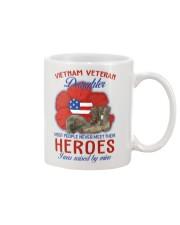 Hero Vietnam Veteran's Daughter Mug thumbnail