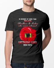Poppy-In Memory Of Classic T-Shirt lifestyle-mens-crewneck-front-13