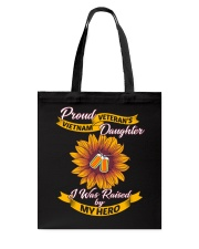 Proud Daughter Tote Bag thumbnail