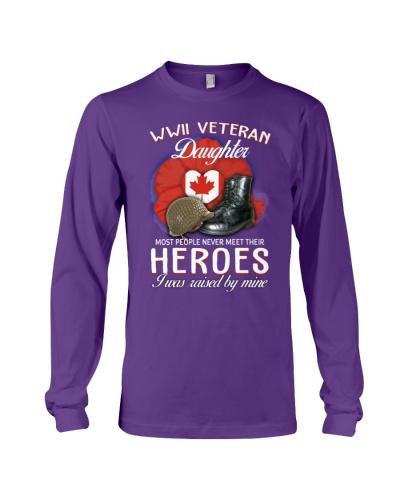 CA Hero WWII Veteran's Daughter