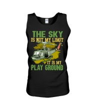 The Sky Unisex Tank thumbnail