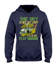 The Sky Hooded Sweatshirt thumbnail