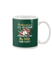 Husband Of A US Veteran Mug thumbnail