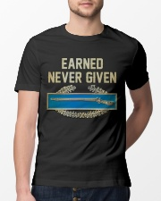 Earn-Not Given Classic T-Shirt lifestyle-mens-crewneck-front-13