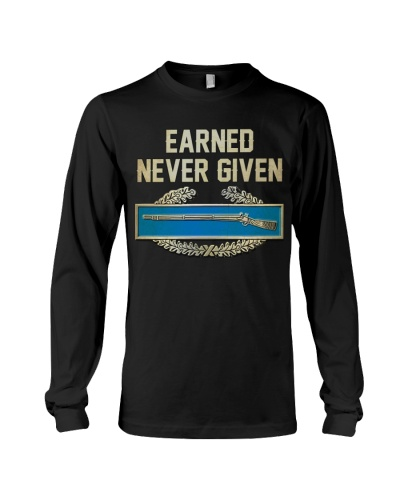 Earn-Not Given