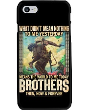 Means The World Phone Case thumbnail
