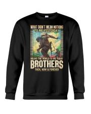 Means The World Crewneck Sweatshirt thumbnail