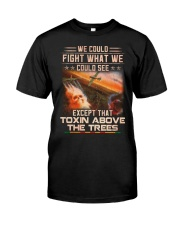 Toxin Above The Trees Classic T-Shirt front