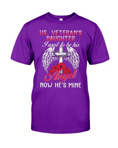 US Veteran Daughter-Angel