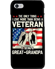 Being A Great-Grandpa Phone Case thumbnail