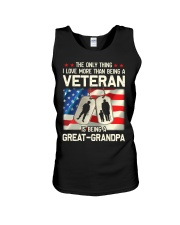Being A Great-Grandpa Unisex Tank thumbnail