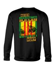 Man In Huey Crewneck Sweatshirt thumbnail