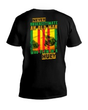 Man In Huey V-Neck T-Shirt thumbnail