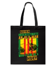 Man In Huey Tote Bag thumbnail