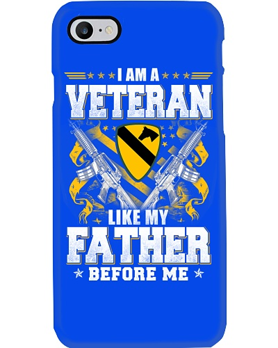 Like My Father 1st Cavalry Division