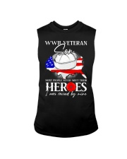 I Was Raised- WWII Sailor Veteran Son Sleeveless Tee thumbnail