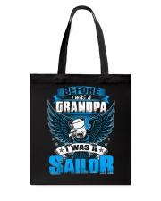 Sailor Before I Was a Grandpa Tote Bag thumbnail