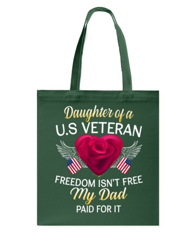 Daughter Of A US Veteran-Dad Paid