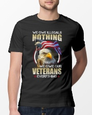 Owe Classic T-Shirt lifestyle-mens-crewneck-front-13